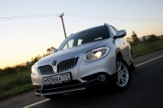 Тест-драйв Brilliance V5. Ищем баварские корни