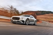Новый Continental GT Speed от Bentley